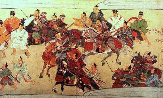 End of Ashikaga Shogunate