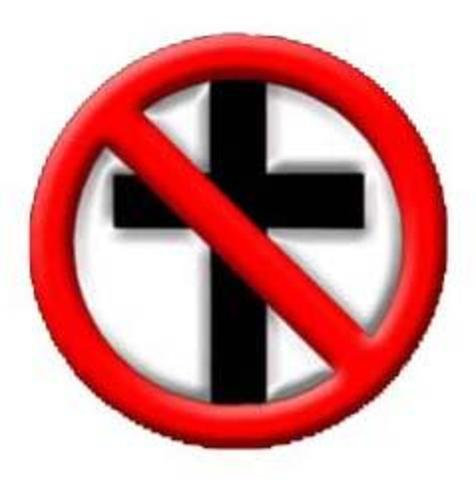 Christianity Banned in Japan