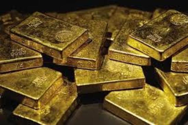 Gold Rush in Brazil