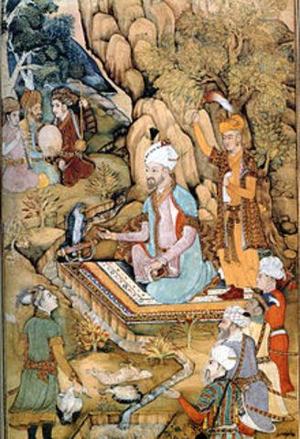 Rule of Babur