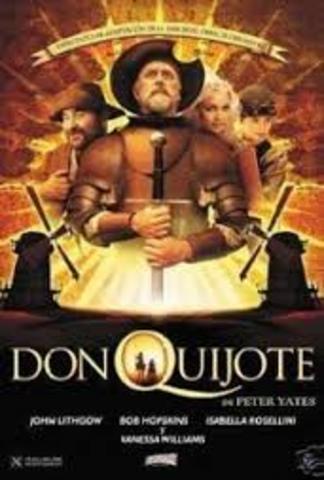 Don Quixote is published