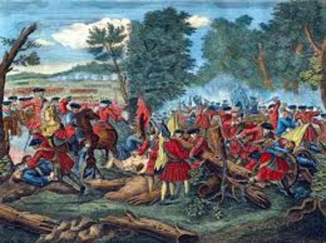 The war of Spanish Succession starts