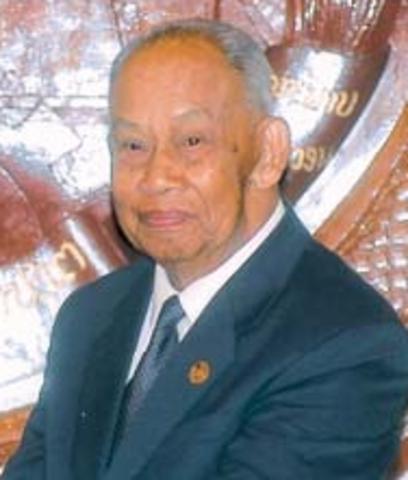 Laos - New President