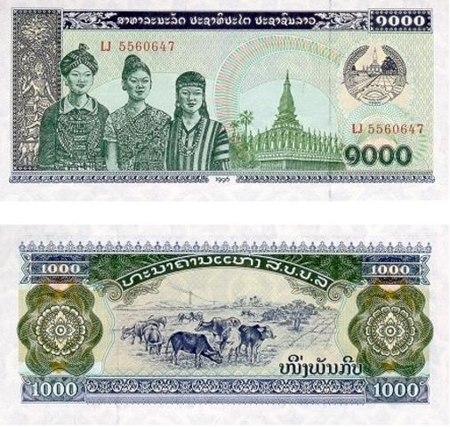 Laos - Financial Crisis