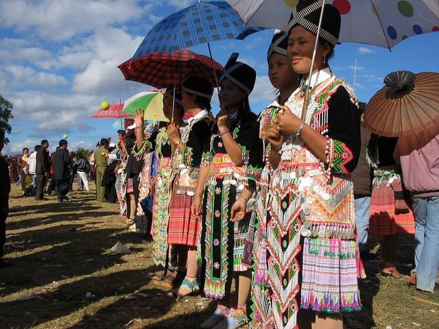 Laos - The Hmong