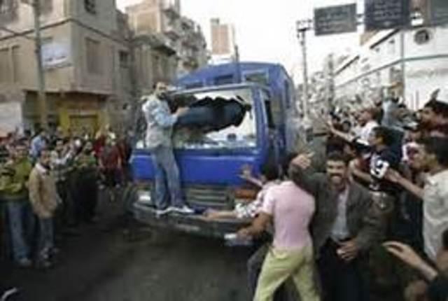 Mubarak wont quit.