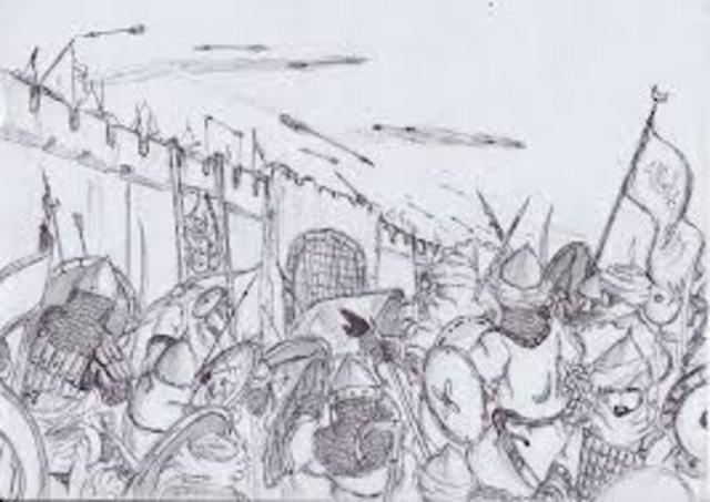 Conquest of Damascus.