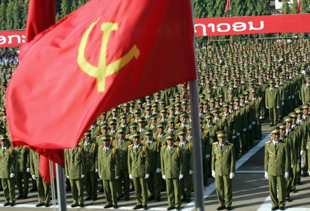 Laos - Prediction: Revolution