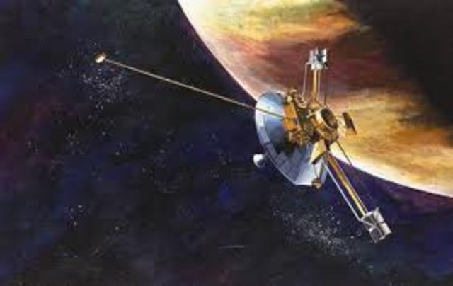 First Spacecraft to Leave the Solar System