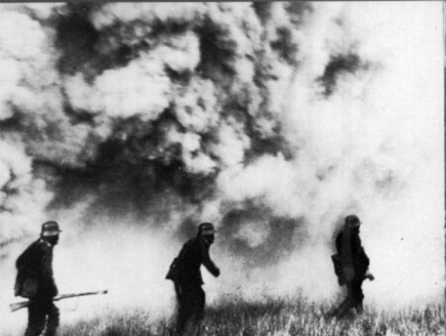 Germans Fire