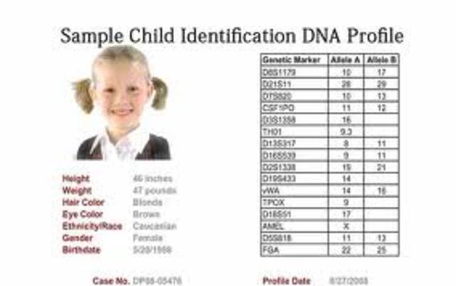 DNA in criminal cases