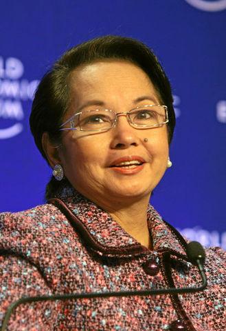 Gloria Macapagal-Arroyo is Elected President