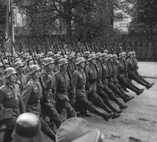 Invasion av Polen
