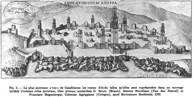 ruines d'anfa