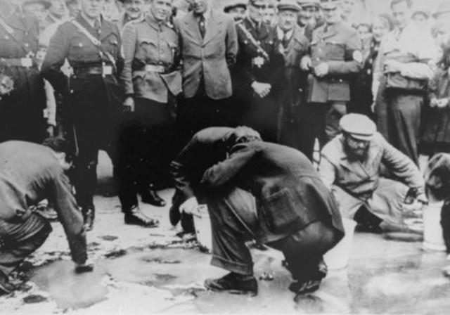 the beginning of jewish prejudice