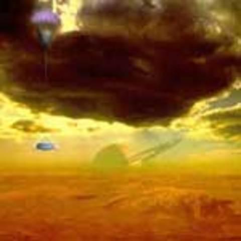 First Spacecraft to Orbit Saturn