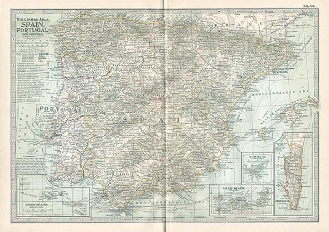 Magellan leaves Portugal...