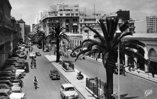 Boulevard de la gare