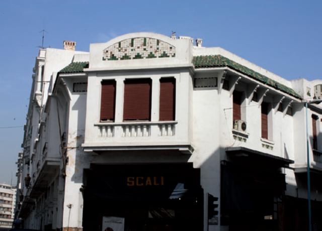 immeuble Syndicat immobilier de Casablanca