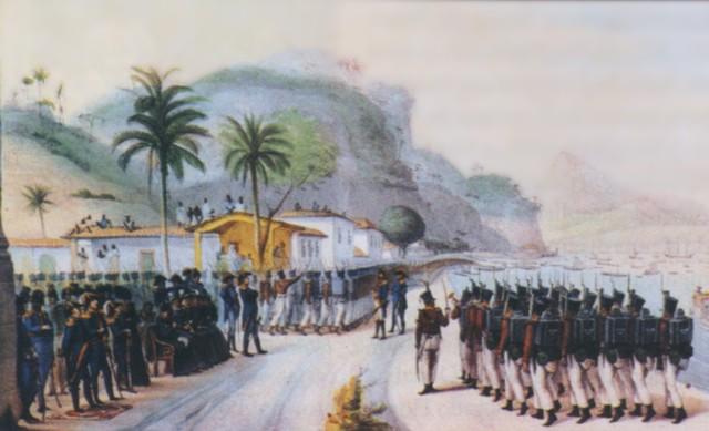 Saldanha bate a divisão miguelista no Porto levanta o cerco.