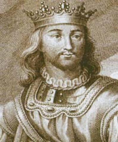 Coronación de Enrique IV