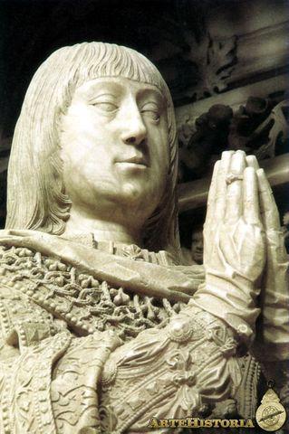 Muerte de Alfonso de Castilla