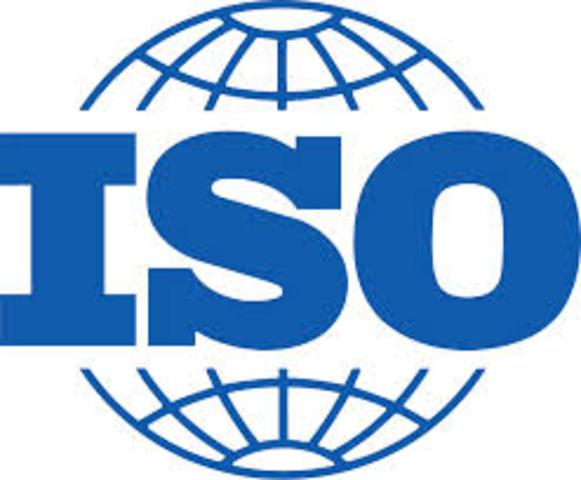 se menciona la evolucion  misma de la ISO