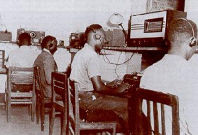 Oprichting 'Radio Belgisch Congo'