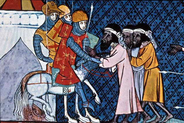 Crusaders capture Jerusalem, ending the First Crusade.