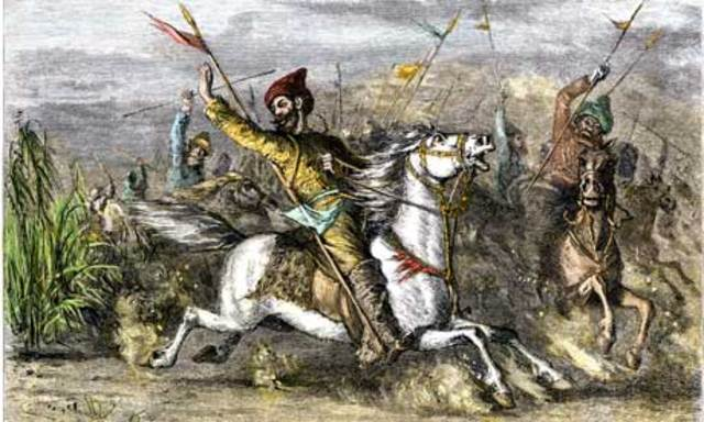 Mongol invasion of the Middle East begins