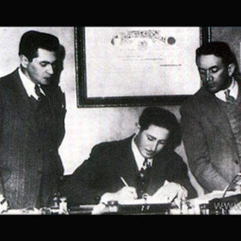 Millonarios fue creado en 1937 por estudiantes del Colegio San Bartolomé