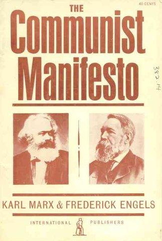 Communist Manifesto published