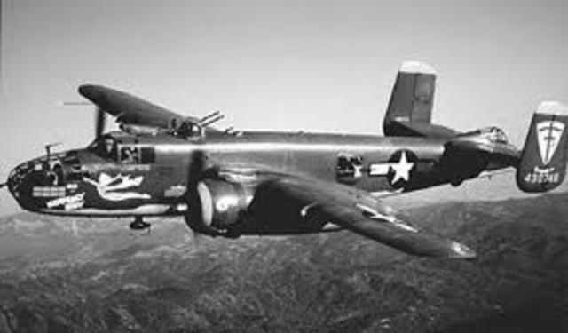 First Aeroplane Raid