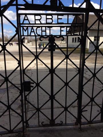 Dachau - första koncentrationslägret