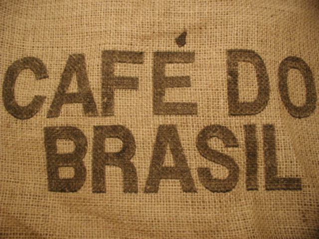 The collapse of coffee prices cause an economic crisis in Brazil