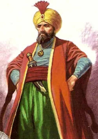 Caliph Harun ar-Rashid