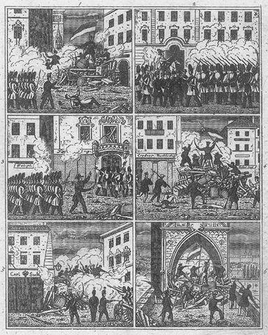 Revolution overthrows Austria-Hungarian Emperor