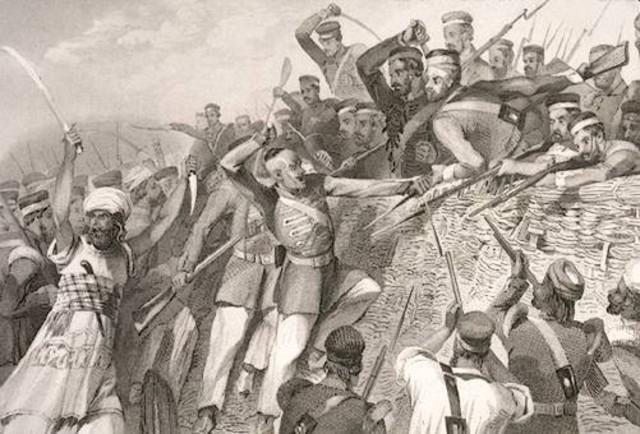 Comienzo del Colonialismo (imperialismo)