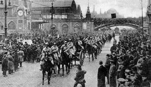 Results of the French occupation of the Ruhr