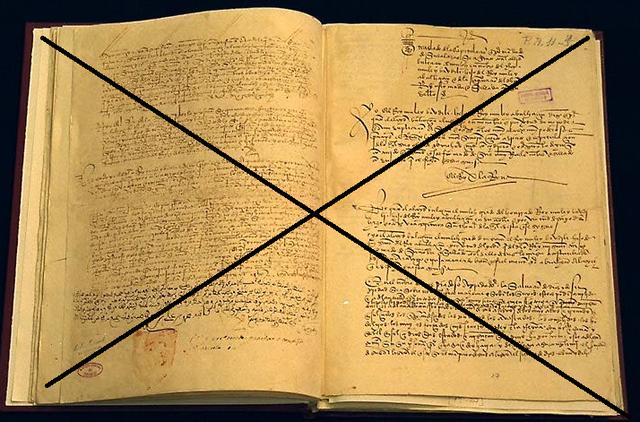 Anulación de las Capitulaciones de Granada.