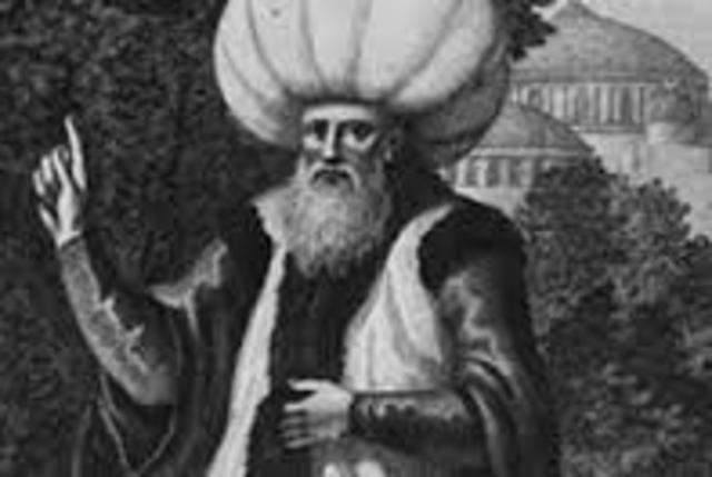 Death of Abu Baker