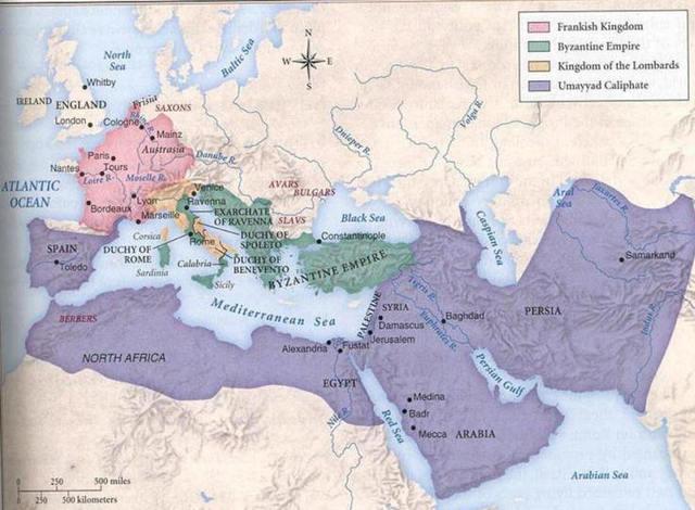 End of Umayyad Rule