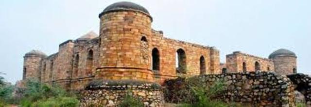 Fall of Delhi Sultanate