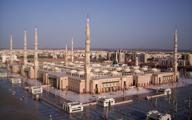 Muslims in Arabia