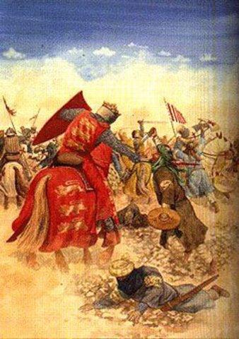 Muslims defeat Crusaders