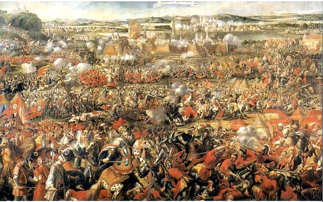 Suleiman attacks Vienna