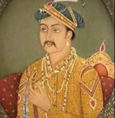 Akbar the Great's reign