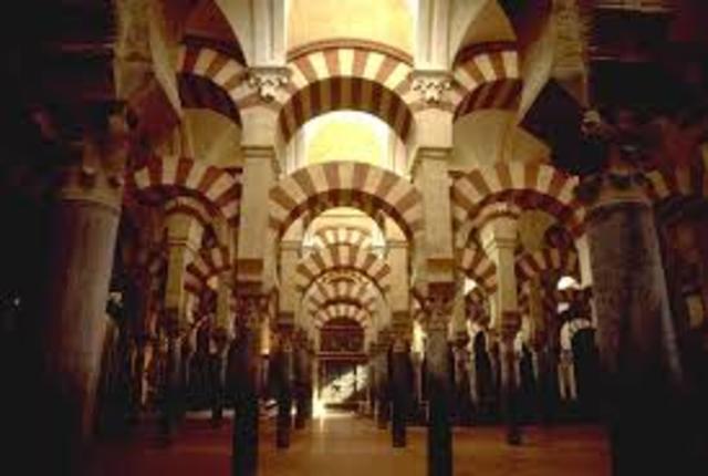 Muslims Enter Spain