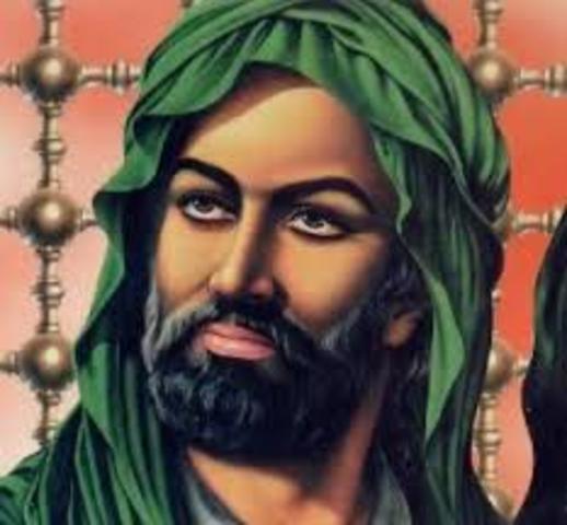 Imam Ali dies