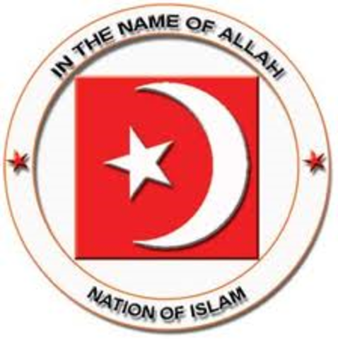 The Nation of Islam is created